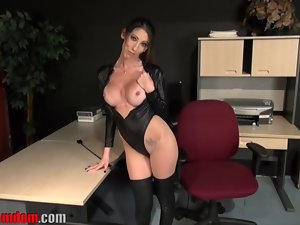 Dava Foxx Office Goddess