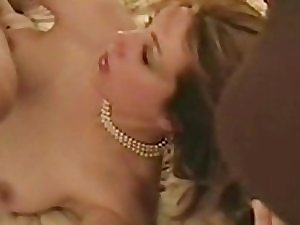 Immodest wife interracial