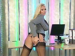 Lucy Zara in the RLC Office anew