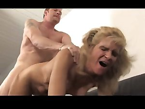 Creampie For Older Pussy
