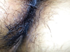 Gracious aged Latin babe Curly Creampie