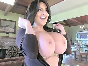 Antonella Kahllo - Great Naturals Knockers
