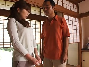 Rio Hamasaki perverted Japanese wife