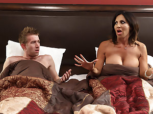Tara Vacation & Danny D in Overnight With Stepmom: Constituent One - Brazzers