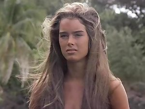 Brooke Shields in The Azure Lagoon (1980)