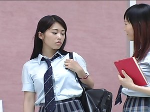 Japanese Dikes (All Girls School with a Hostel 1)
