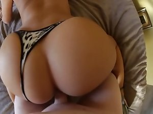 Jada Stevens Drawers POV