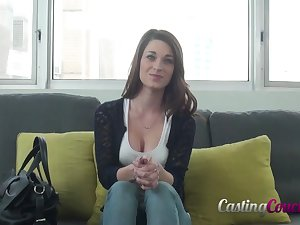 Casting Couch-X Video: Lacey Channing