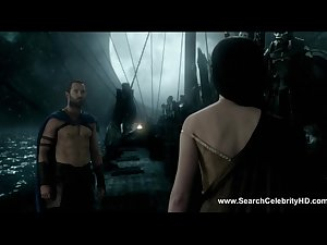 Eva Environmentally-friendly undressed - 300: Rise of an Empire
