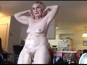 Fine granny porn