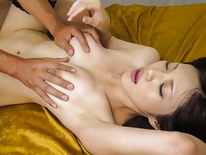 Awesome Japanese young lady Sara Yurikawa in Hottest JAV uncensored MILFs movie scene