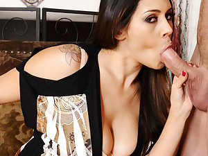 Raylene & Johnny Castle in My Fellows Sexy Mommy