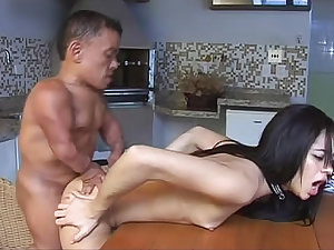 Midget masculine bangs small titty playgirl