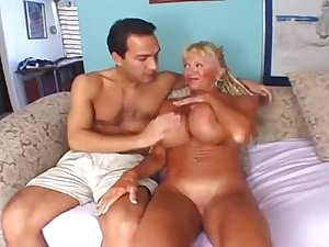 Anal with mega breasty hotty