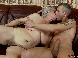 Hirsute granny pics