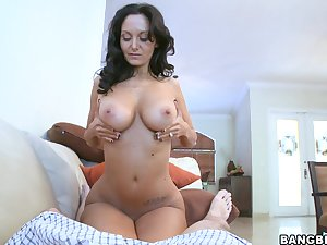 Ava Addams POV wang joy movie scene