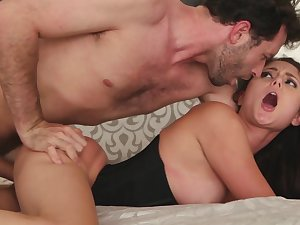 Savage sensations for charming Ariana Marie