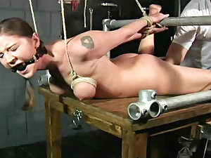 Sextoy device fucking and hawt slavery