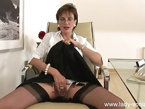 Journey in the sex-toy chair