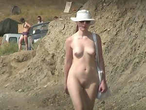 Seaside SPY 10. MY 36 SECONDS OF HEAVEN! (RATE HER 1 - 10)
