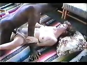 Vintage cuckold session: Ivory and Eddie on the ship