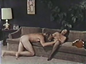 vintage US - Obscene Movie scenes 2 - Campus Young lady (Part 1)