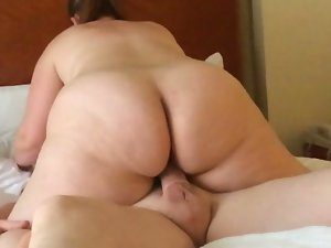 My PAWG excited wife journey her Web mate in ATL.