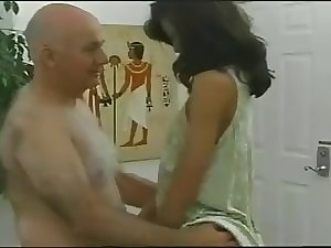 Vietnamese sweetheart does Arsehole with Mature Man-by PACKMANS