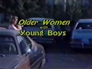 Elder Wenches 19yo Juvenile guys ( vintage )