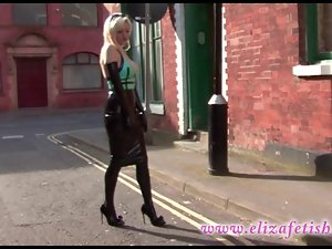 wanton latex suit abroad in state in Birmingham