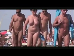Nudes Walking On Seaside BVR