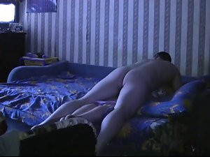 Carnal russian Filthy wife Wang engulfing and Bum