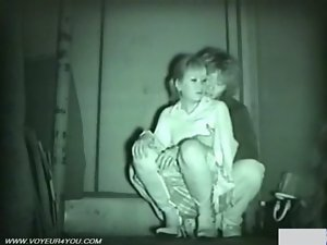 Infrared camera voyeur state sex