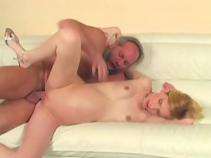 preggy - rampant boy receive sex from mature guys