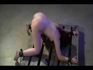 Bum Grasp And Flogging Threeway