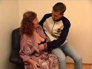 worthy granny July jack off a 19yo dude