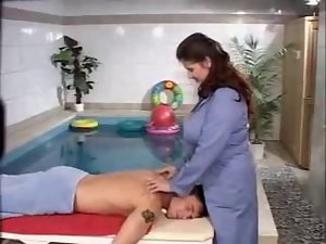 lovely fatty massage