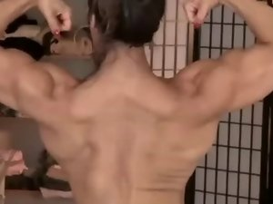 Muscle Sexually excited babes Show Their Clits BVR