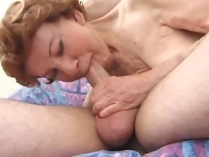 Epic Granny Gigi Likes Younger Prick