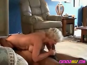 Dilettante Cuckold Housewives gangbanged by hired ebon bulls Sissy husb