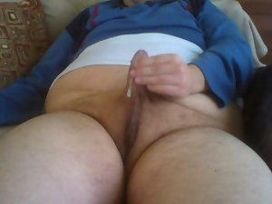 shave 10-Pounder cumming loud