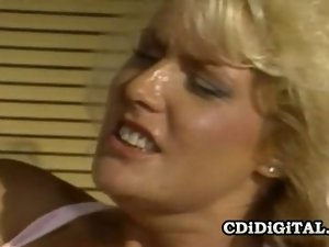 Chanel Expense - Retro Light-haired Screwed By A BBC