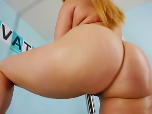 Great Nasty bum Monai Maebach Disrobes Nude