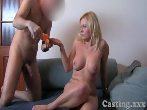 Casting HD Clueless Cougar does butthole