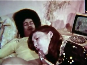 Vintage Afro Fuck